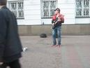 17 10 2018 old arbat street 04 рок гитара rock gitar fire play