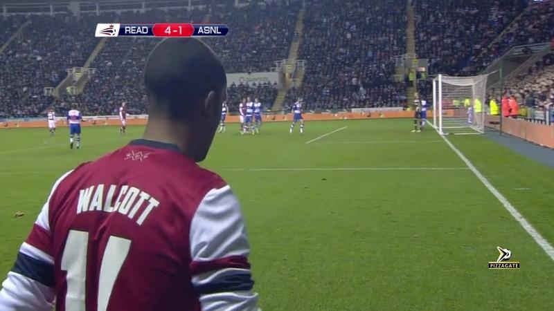 Reading 5-7 Arsenal - 2012/2013 [HD]