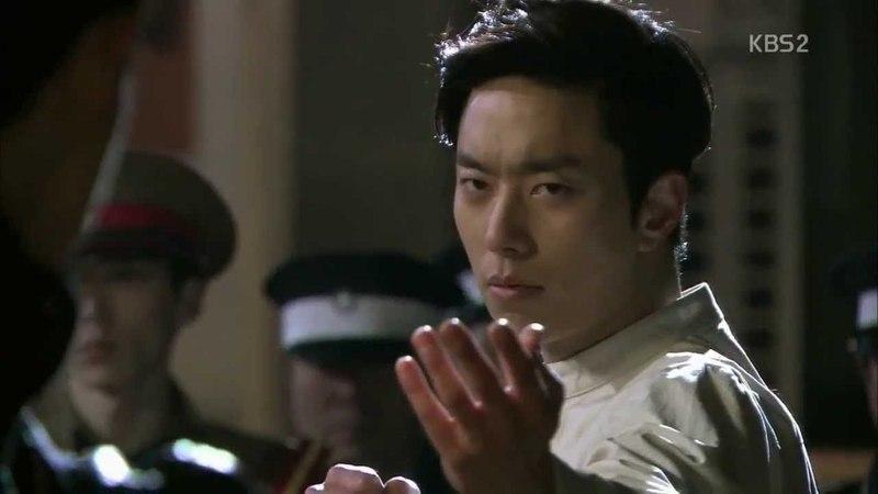 김현중 신정태18 그렇다면 이놈의 약점은 자존심이다!
