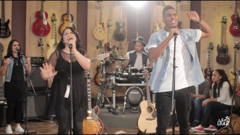 JOTHA | YAHWEH feat ROSA KARINA | Video Oficial | DVD Live