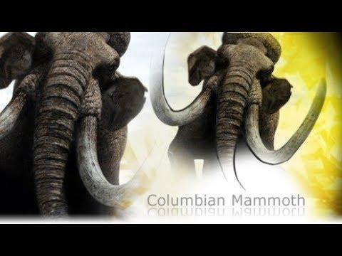 Primeval - Columbian Mammoth
