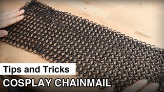 Cosplay Chainmail - 4 Alternatives   Lightweight and Cheap
