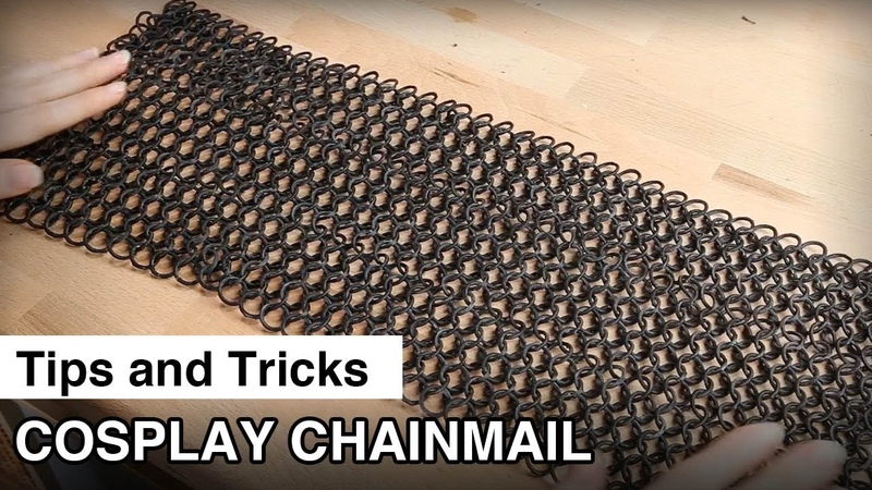 Cosplay Chainmail - 4 Alternatives | Lightweight and Cheap