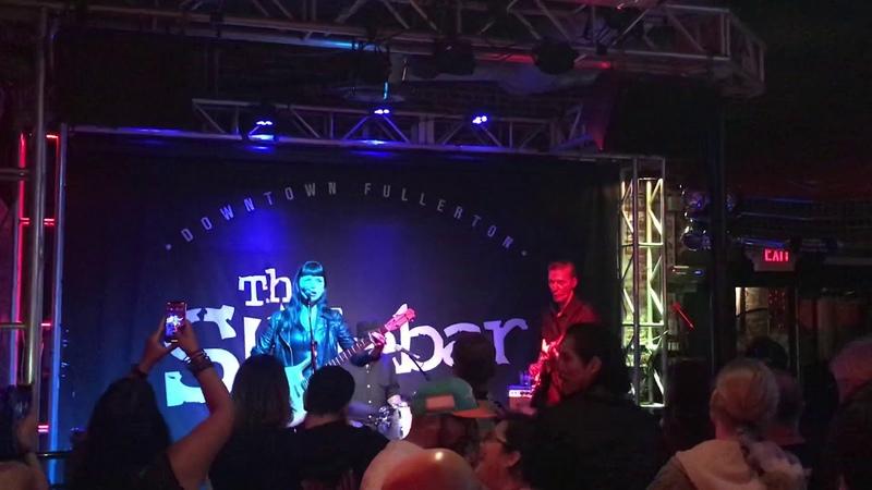 Messer Chups - Midnight Call - live at the Slidebar In Fullerton, CA on November 11, 2018