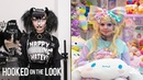 The Goth Who Lives With A Lolita Doll HOOKED ON THE LOOK
