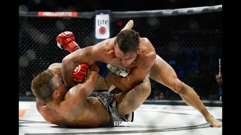 Bellator 212 Highlights: Michael Chandler Beats Brent Primus, Reclaims Title - MMA Fighting