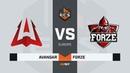ForZe vs AVANGAR, map 1 mirage, ECS Season 7 Europe