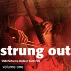 Vitamin String Quartet альбом Strung Out, Vol. 1: VSQ Performs Modern Rock Hits