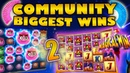 Community Biggest Wins 2 / 2019