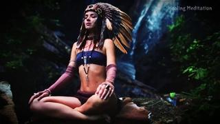 432Hz Indian Flute Meditation Music for Meditation & YogaㅣRelaxing, Calming, Healing