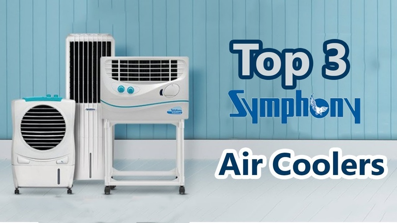 Top 3 Best Selling Symphony Air Coolers in India 2018 | Check Features and Prices