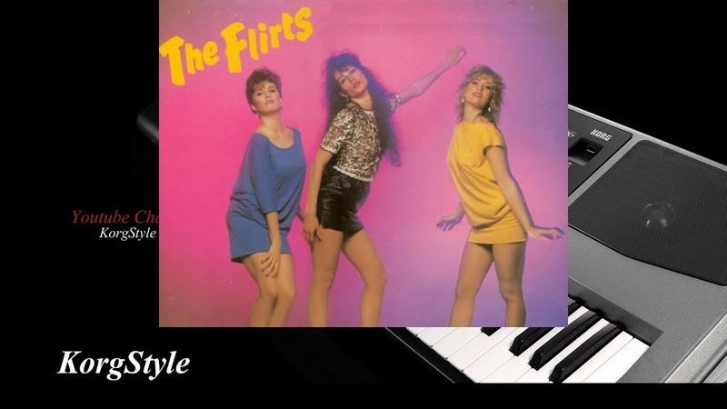 KorgStyle The Flirts - Helpless (Korg Pa 500) DemoVersion
