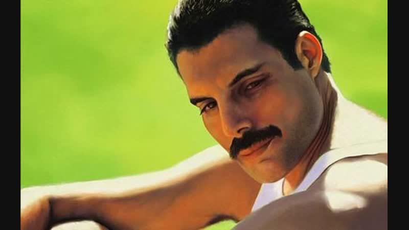 Magnificent musical seven Freddie Mercury