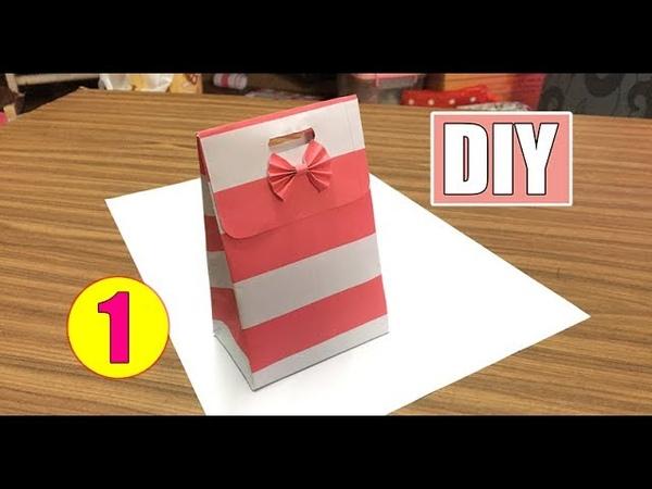 DIY - Paper Bag Tutorial 01