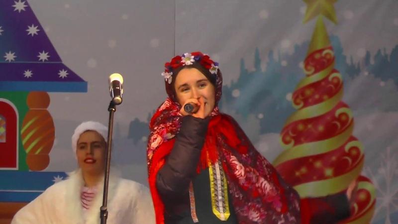 29 декабря 2018 Геленджик 2 часть выступлений Дивноморска