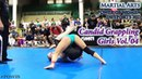 Candid Grappling Girls Vol. 04
