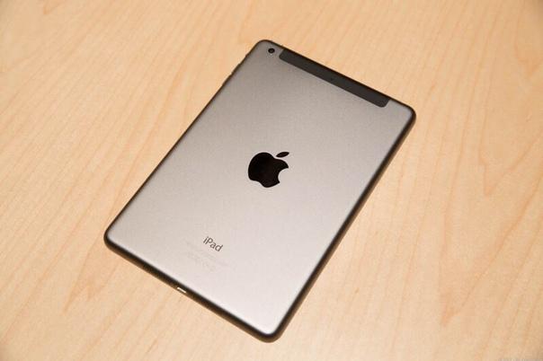 iPad mini 16Gb Wi-Fi+Cellular Black