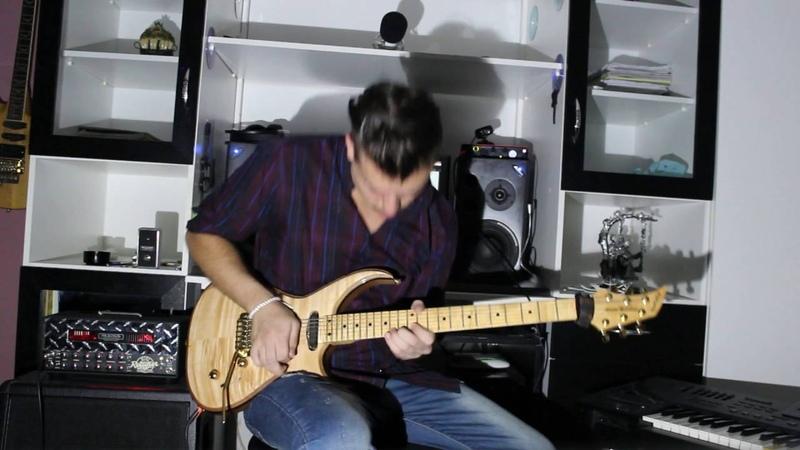 *TOP 5* - Kiesel Guitar Contest Entry - Pellumb Qerimi kieselsolocontest