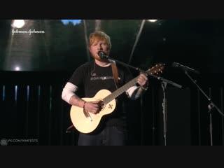 Ed Sheeran - Global Citizen Festival: Mandela 100 - Full Show HD
