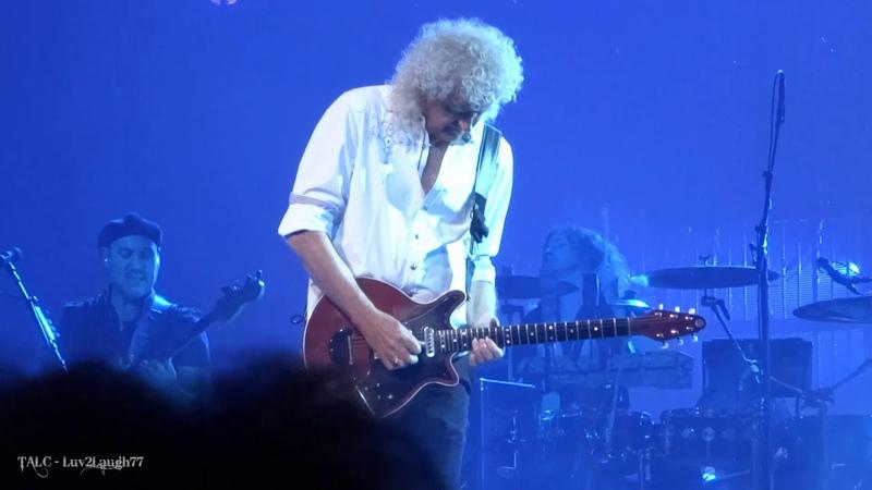 Q ueen Adam Lambert - Im In Love With My C ar - P ark Theater - Las Vegas - 9.22.18