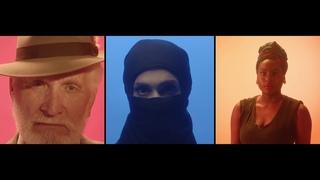 Julia Brychkovska (Julia Bry) in music video Danny Ocean -  Epa Wei (Official Music Video)