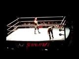 AJ Styles vs. Neville - WWE Live July 23, 2016 FanCam - House Show