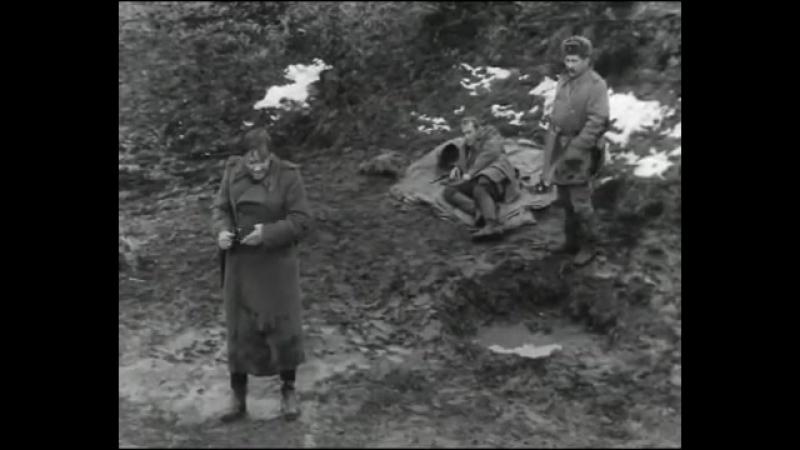 Долгие версты войны. 2 серия. 1975 год.