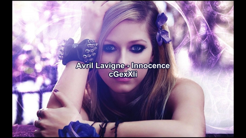 Avril Lavigne - Innocence (Esp-Eng) - cGexXIi
