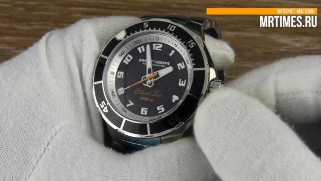 Восток Амфибия Black Sea 440793. Обзор часов Восток Амфибия от MrTimes.ru