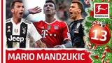 Mario Mandzukic - Made in Bundesliga - Bundesliga 2018 Advent Calendar 13