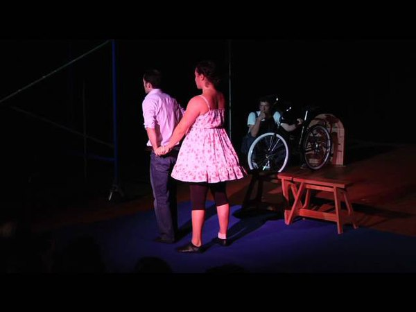 Terry Crane and Erica Rubinstein - KCRQ (from 1:20)