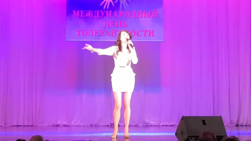Ирина Саяхова Que si que si (Natalia Oreiro cover)