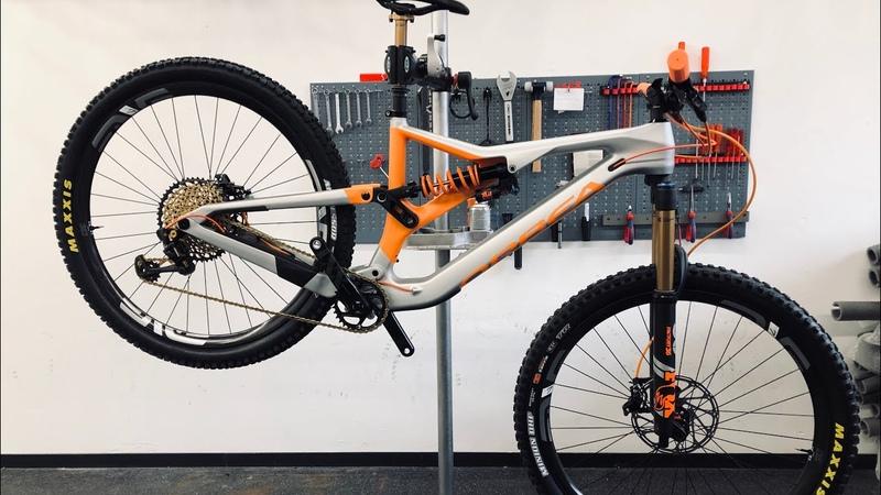 Orbea Rallon M LTD 2019 Build Cycling Lounge