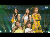 180812 Red Velvet - With You @ SBS Inkigayo