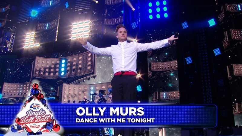 Olly Murs- 'Dance With Me Tonight' (Live at Capital's Jingle Bell Ball 2018)