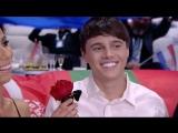 ALEKSEEV / Интервью после выступления на 1 Полуфинале Евровидения-2018, Лиссабон (08.05.18)