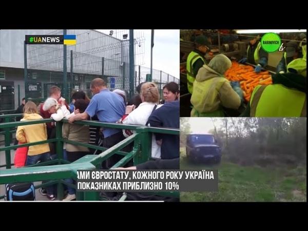 Миграция из Украины растет и приближается к критической [18.01.2019]