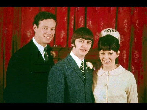 ♫ R. Starr *1965 / marries Maureen Cox at Caxton Hall Registry Office
