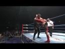 Kento Miyahara (c) vs. Zeus - AJPW Summer Action Series 2018 - Tag 11