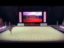 Александра Солдатова - булавы многоборье World Challenge Cup 2018, Минск