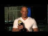 Vin Diesel Paul Walker win best duo Emotional Speech MTV