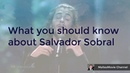 What you should know about Salvador Sobral [Eurovision Song Contest winner 2017]