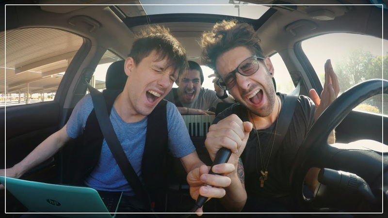 BELIEVER - Imagine Dragons - CAR STYLE - KHS Will Champlin Cover