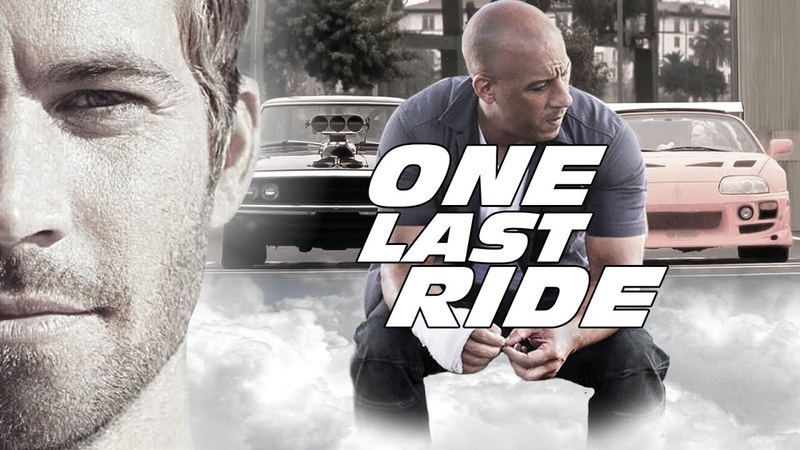 Paul Walker Tribute - Dominic Toretto Brian OConner Story (One Last Ride)