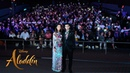 Aladdín: Mexico Fan Event con Naomi Scott Mena Massoud