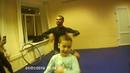тренеровка казака