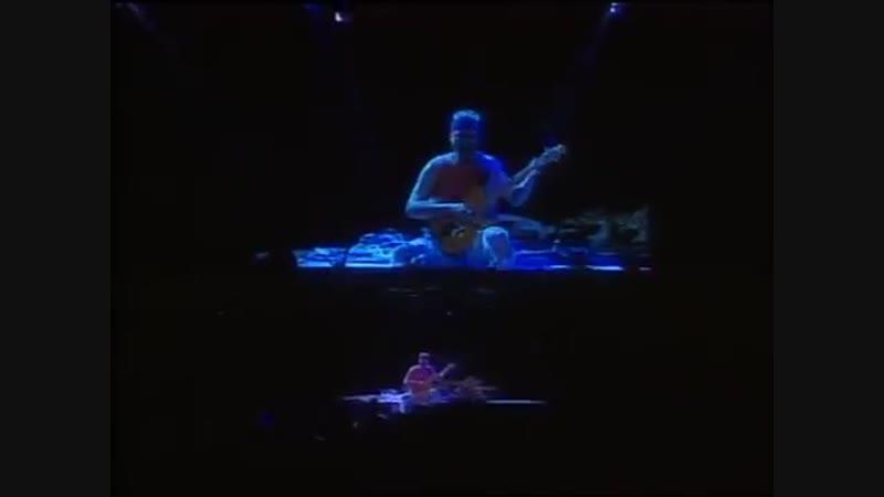 Van Halen - Guitar Solo Eruption Spanish Fly Cathedral - 8_19_1995