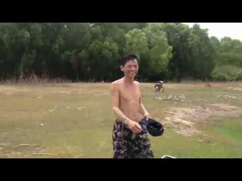 Du lịch dã ngoại tại hồ Dầu Tiếng 30/4