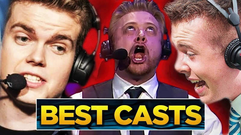 MOST EPIC DOTA 2 CASTER MOMENTS OF THE INTERNATIONAL 2018 - Dota 2 TI8