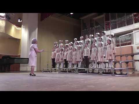 Центр детей и юношества, хоровая студия Аллегро - младший хор Росинки